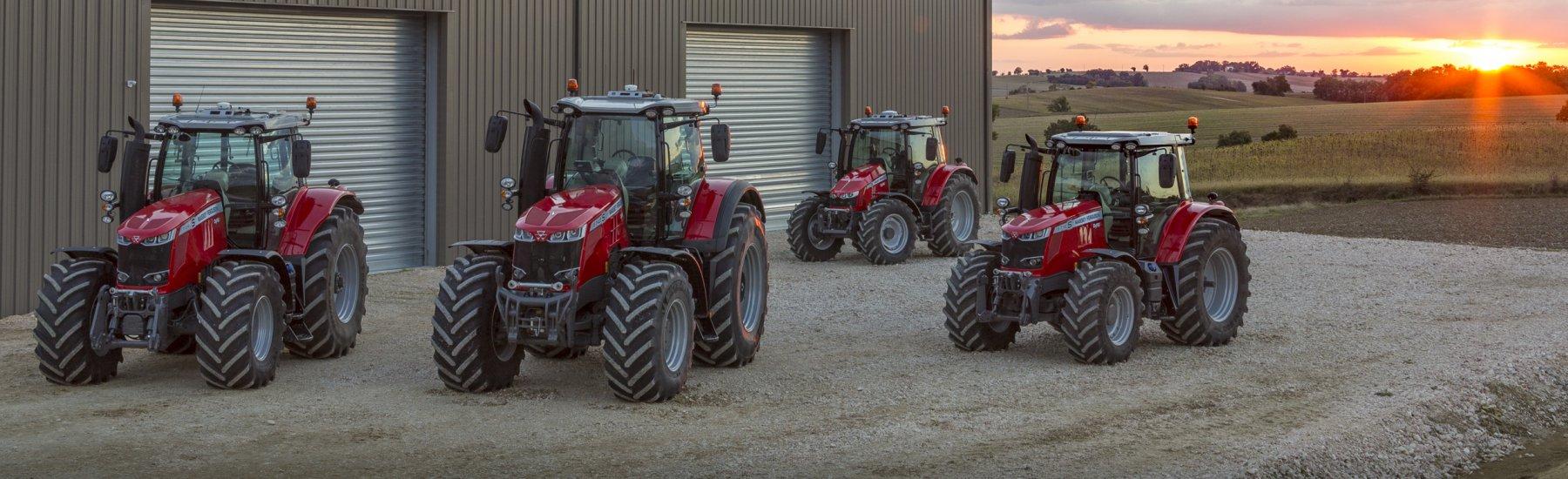 Massey Ferguson 5445 Dyna-4 | Tractors | Occasions